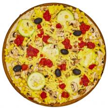 PIZZA DE POST*