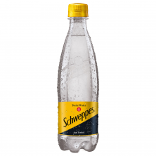 SCHWEPPES TONIC WATER 0.5L
