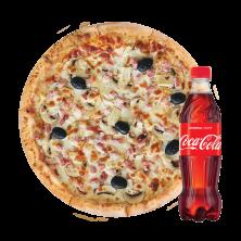 COMBO PIZZA MEDIU