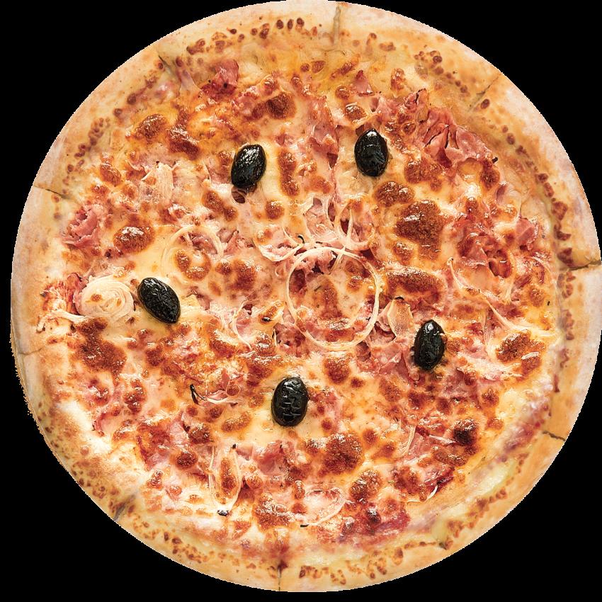 PIZZA LIVORNO